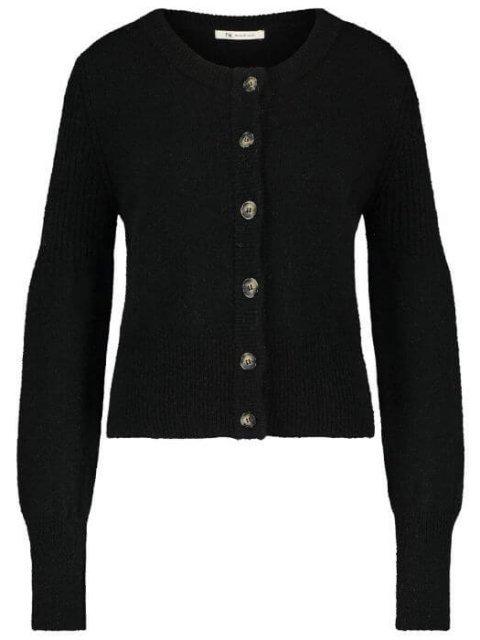 NUKUS Vest Lima Black | Artikelnummer:lima black