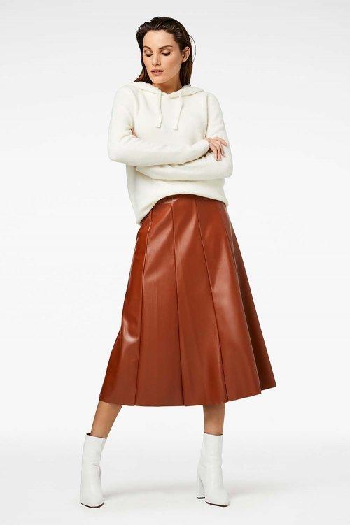 SIMPLE Sweater Batul Ivory | Artikelnummer:batul ivory