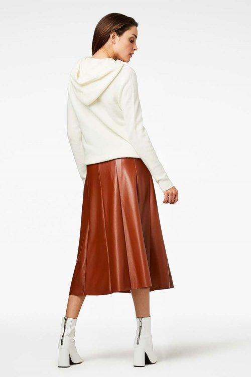 SIMPLE Sweater Batul Ivory | Artikelnummer:batul ivory 3