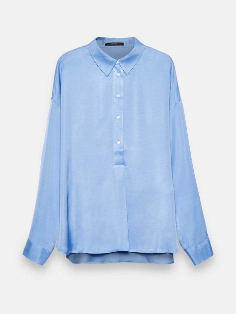 SOMEDAY Blouse Zeike Balance Blue | Artikelnummer: 704817493 6078