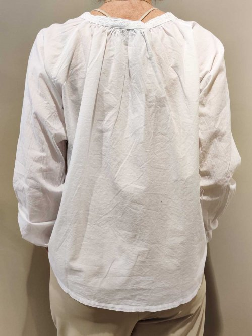 PENN-&-INK-Blouse-White-S21F860-01