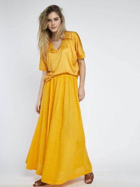 BELLAMY Shirt Fyke Sunflower | Artikelnummer:fyke sunflower