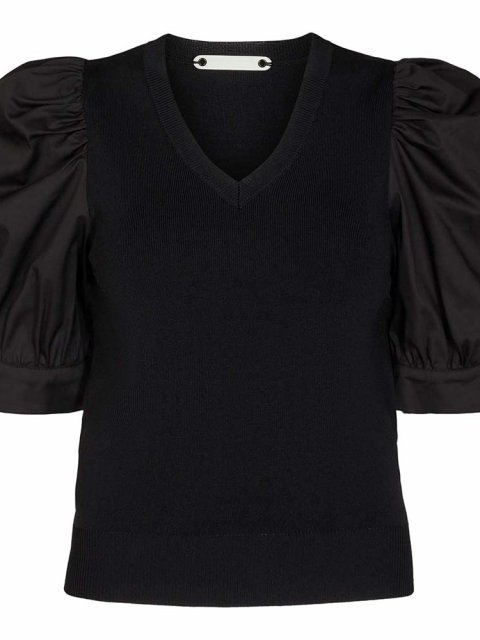 CO'COUTURE Top Mercia Black | Artikelnummer: 95591 96