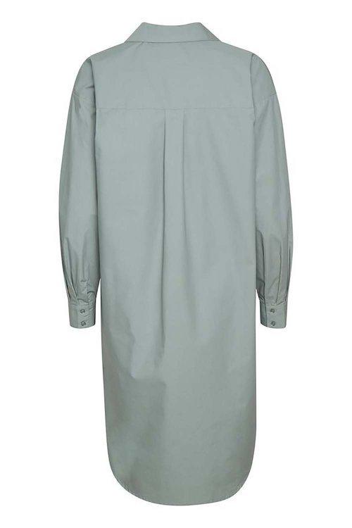 GESTUZ Jurk Jilan Slate Gray   Artikelnummer:10905135 slate gray