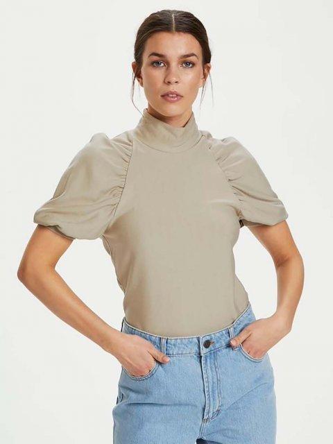 GESTUZ Shirt Rifa Turtleneck Pure Cashmere | Artikelnummer:10905103 pure cash