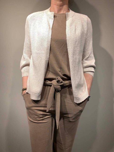 JC SOPHIE Vest Gigi Light Beige | Artikelnummer:gigi.9102 235