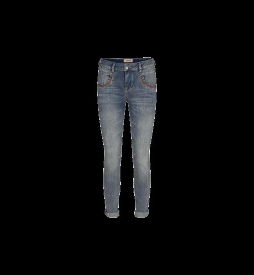 MOS MOSH Jeans Naomi Ida Shade Regular Blue | Artikelnummer:137110 401 3