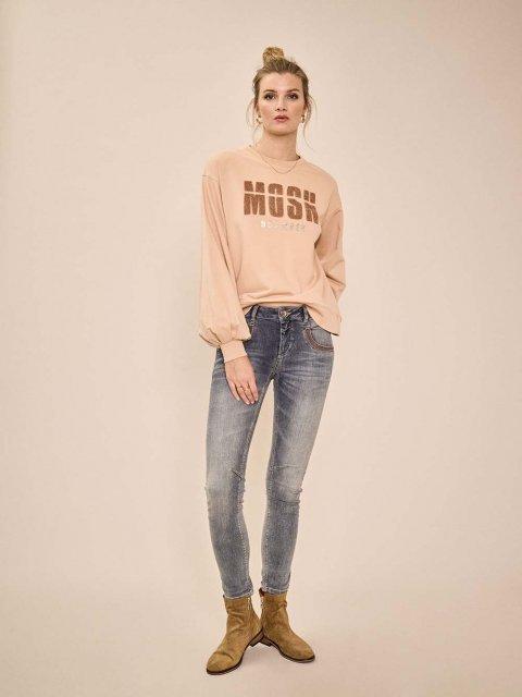 MOS MOSH Jeans Naomi Ida Shade Regular Blue | Artikelnummer:137110 401