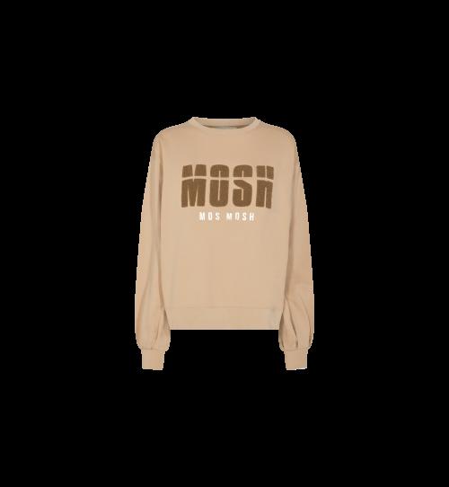 MOS MOSH Sweater Zanna Cuban Sand   Artikelnummer:136440 110 3