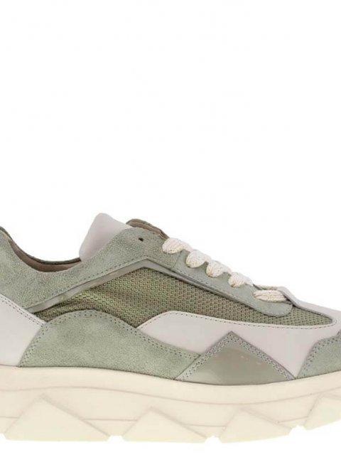 TANGO Tango Sneaker Kady Fat Green/Bone White | Artikelnummer:kady.fat.22J 8000