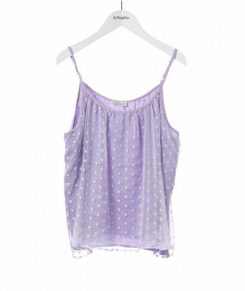 JC SOPHIE Top Hadriana Lavender | Artikelnummer:H1004 142