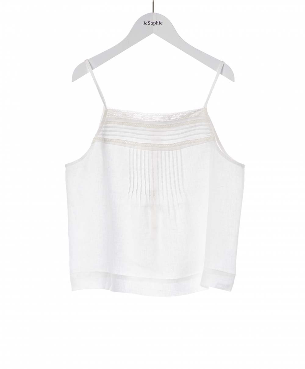 JC SOPHIE Top Hedda Off White | Artikelnummer: H1031 101
