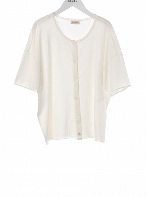 JC SOPHIE Vest Hugette Off White | Artikelnummer:H1074 101