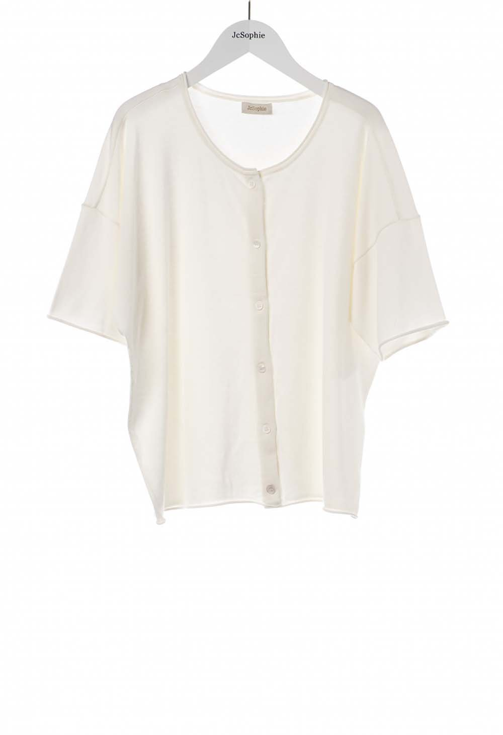 JC SOPHIE Vest Hugette Off White   Artikelnummer:H1074 101