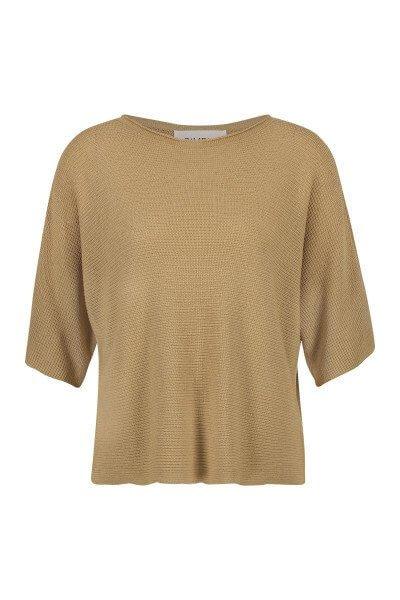 SIMPLE Sweater Cornelia Kimono Sand | Artikelnummer:cornelia sand