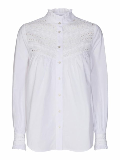 CO'COUTURE Blouse ArlyLace White | Artikelnummer:9571 4000