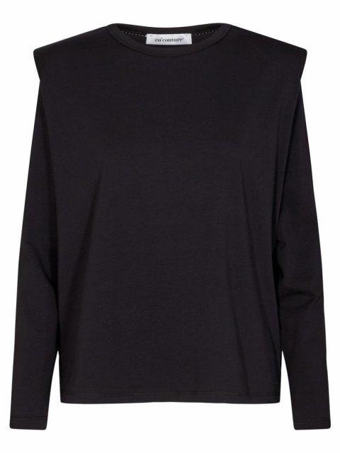 CO'COUTURE Shirt Eduarda Black | Artikelnummer:93077 96
