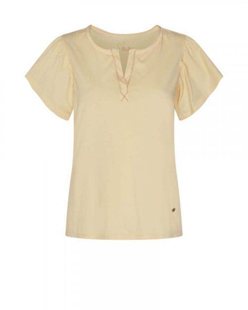 MOS MOSH T-shirt Shelly Charmomile | Artikelnummer:138660 252