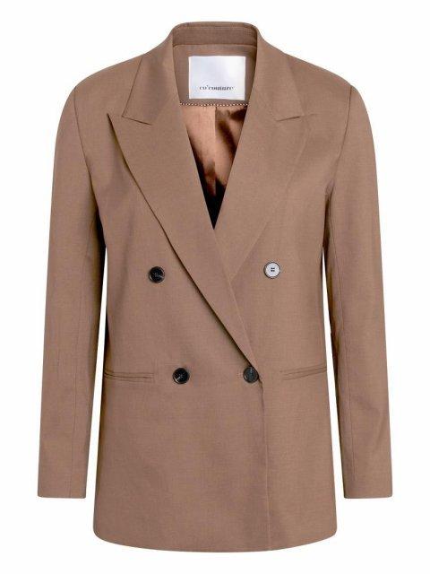CO'COUTURE Blazer Tame Oversized Walnut   Artikelnummer:90218 154