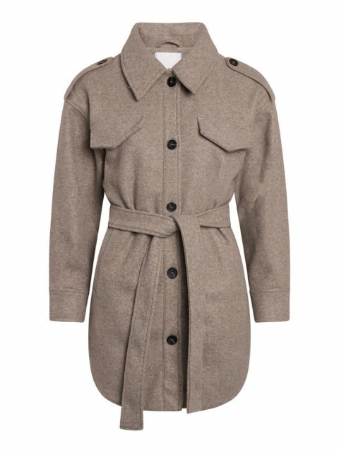 CO'COUTURE Coat Maximilian Dust Walnut   Artikelnummer:90222 154